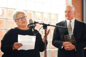 Dr. Gloria H. Cuádraz, 2013 Public Humanities Scholar