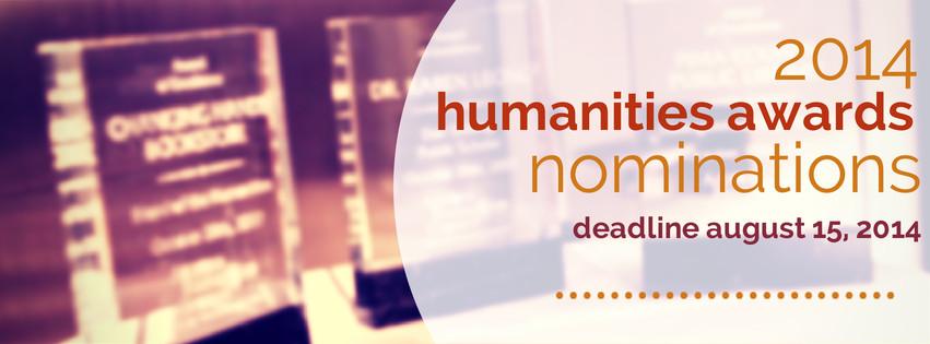 HA humanities awards cover(1)