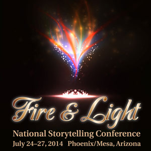PG - Storytelling Conference July 2014FireAndLight300