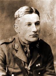 The War Poets-7 Edmund Blunden MC