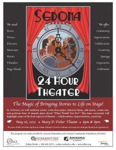 PG - sedona 24 hour theater