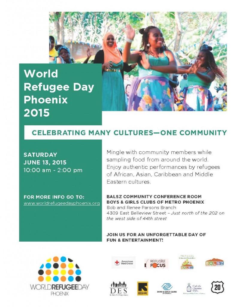 World Refugee Day Phoenix jpg