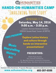 HOH Camp May 14 Tucson