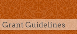 Grant Guidelines 1