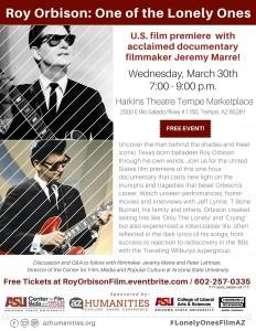 Roy Orbison Film Flyer JPG