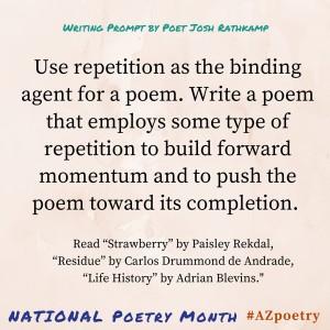 april 6 writing prompt