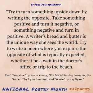 writing prompt april 5