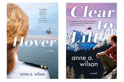 Anne A Wilson books 400x265