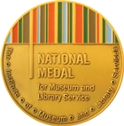 national medal for libraries and museums