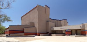 Coolidge Performing Arts Center - photos by Rod Gipson