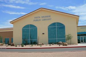 Vista Grande Library in Casa Grande